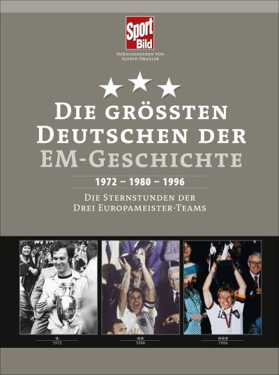 Die größten Deutschen der EM-Geschichte