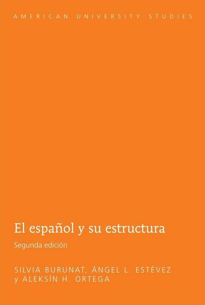 El español y su estructura
