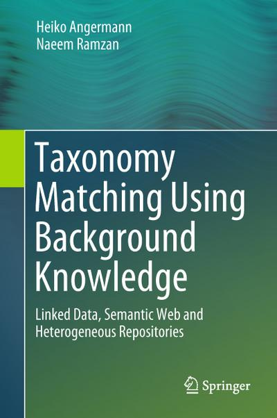 Taxonomy Matching Using Background Knowledge