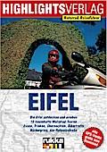 Eifel; Motorrad-Reiseführer; Deutsch; 45 Abb. ...