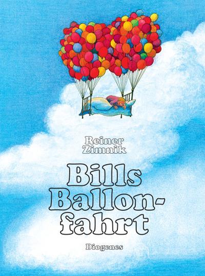 Bills Ballonfahrt (Kinderbücher)