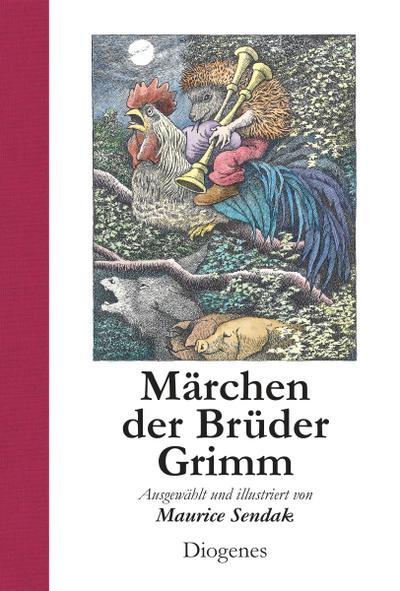 Märchen der Brüder Grimm, ausgewählt (Kinderbücher)