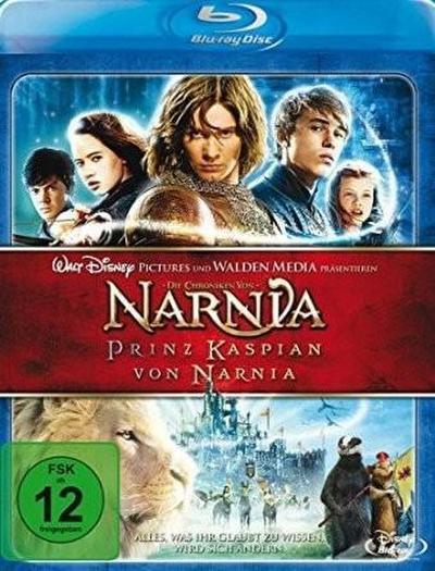 Die Chroniken von Narnia - Prinz Kaspian von Narnia