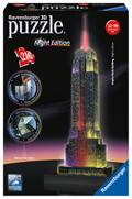 Empire State Building, Night Edition 3D (Puzzle)
