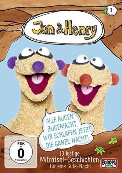 Jan & Henry 1 - Alle Augen zugemacht