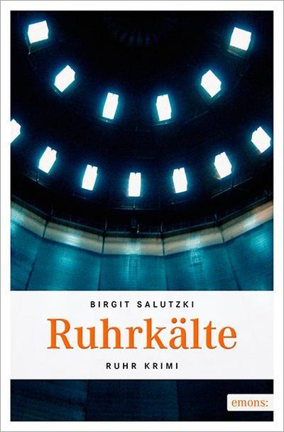 Ruhrkälte; Ruhr Krimi; Deutsch