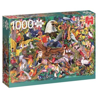 Tierreich - 1000 Teile Puzzle