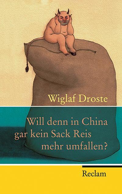 Will den in China gar kein Sack Reis mehr umfallen?