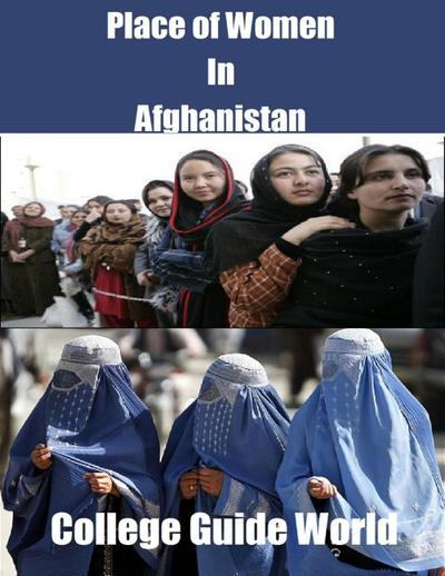 Place of Women In Afghanistan