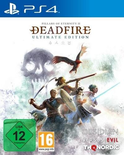 Pillars of Eternity II: Deadfire - Ultimate Edition (PlayStation PS4)