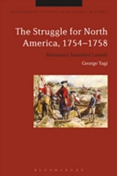 Struggle for North America, 1754-1758