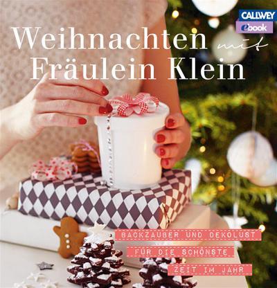 Weihnachten mit Fräulein Klein - eBook
