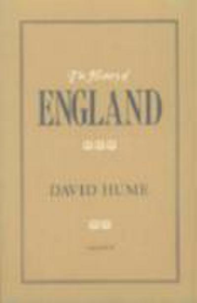The History of England Volume II