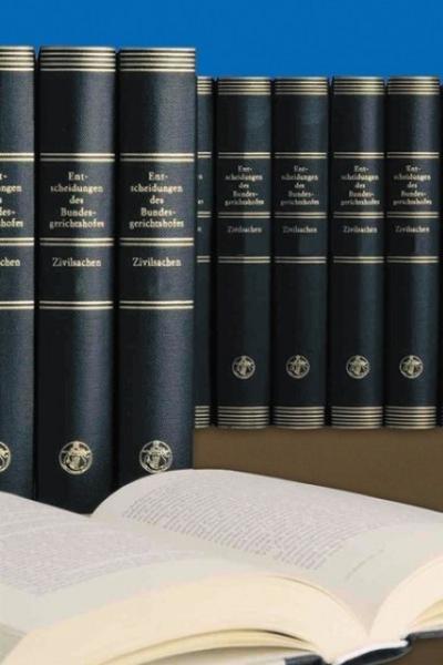 Entscheidungen des BGHZ in Zivilsachen  Bd. 200