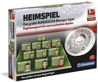 HEIMSPIEL - Ergänzungsset für zwei zusätzliche Spieler (Spiel-Zubehör)