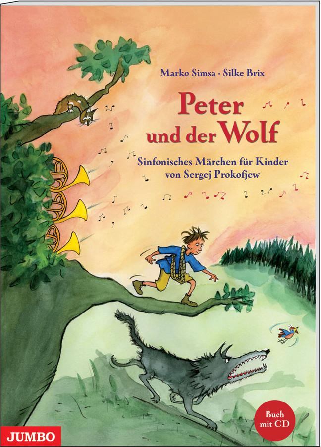 Marko Simsa ~ Peter und der Wolf 9783833720536