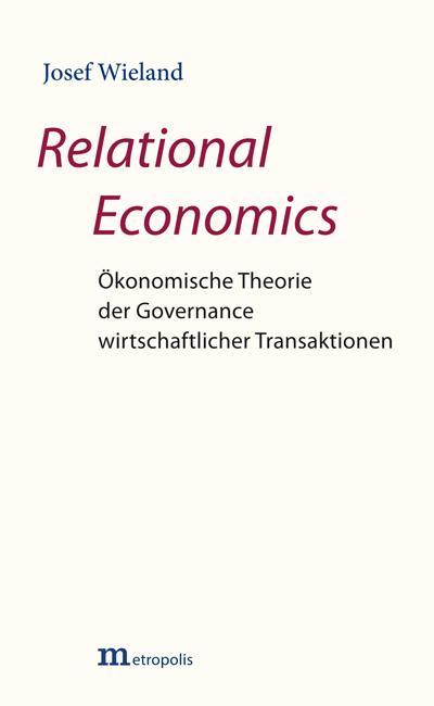 Relational Economics