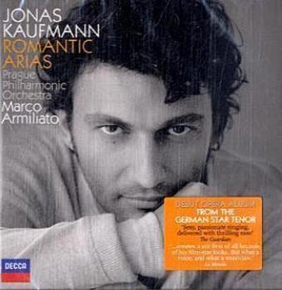 Romantic Arias, 1 Audio-CD