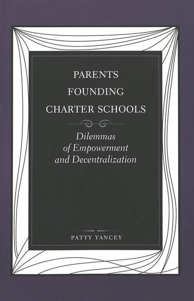 Parents Founding Charter Schools