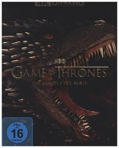 Game Of Thrones - TV Box Set  4K, UHD-Blu-ray