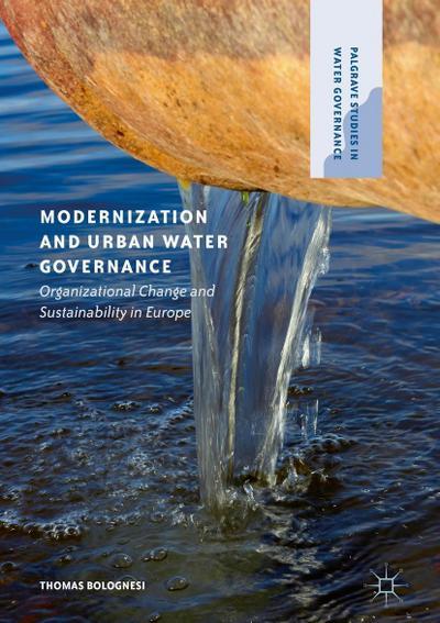 Modernization and Urban Water Governance