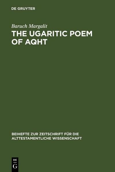 The Ugaritic Poem of AQHT
