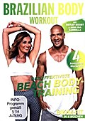 Brazilian Body Workout - Das effektivste Beach Body-Training, 1 DVD