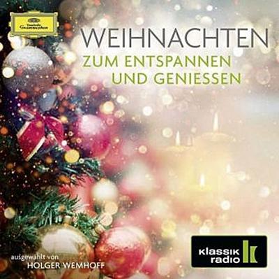 Weihnachten zum entspannen und genießen, 2 Audio-CDs