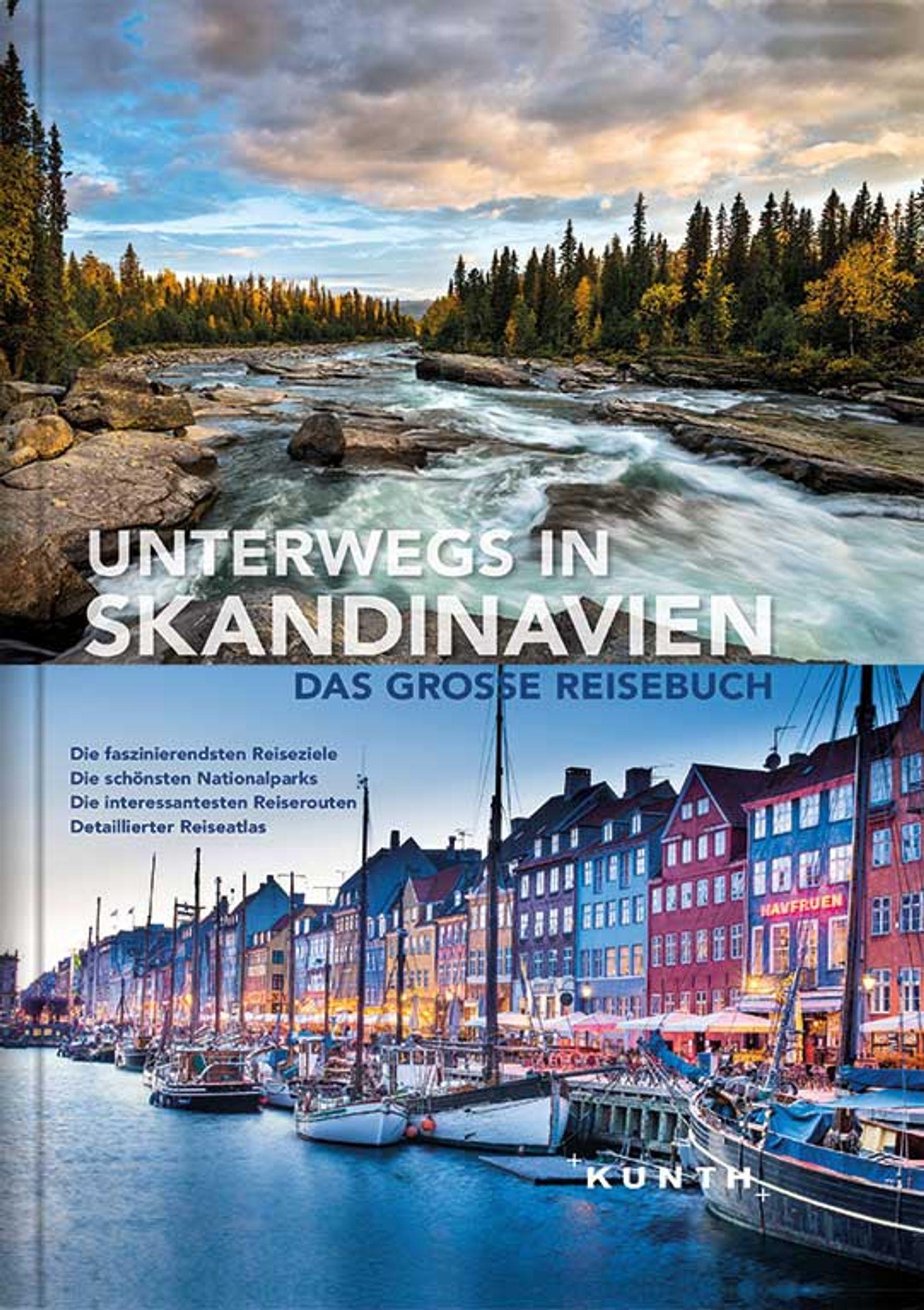 Unterwegs in Skandinavien KUNTH Verlag