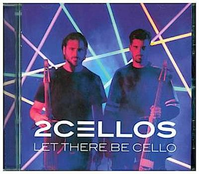 Let There Be Cello, 1 Audio-CD