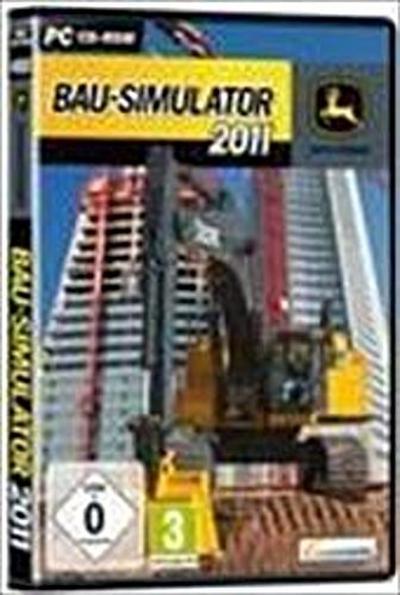 John Deere - Bau - Simulator 2011 - [PC]