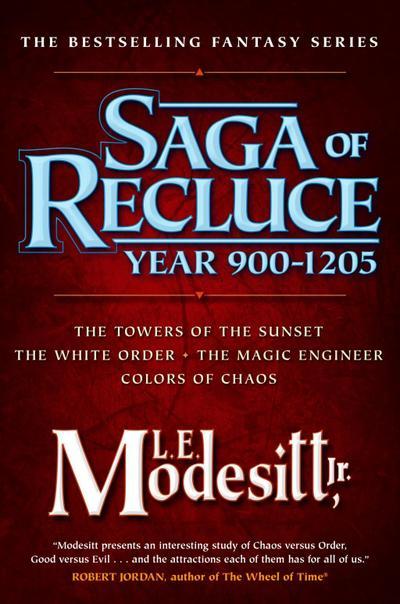 Saga of Recluce, Year 900-1205