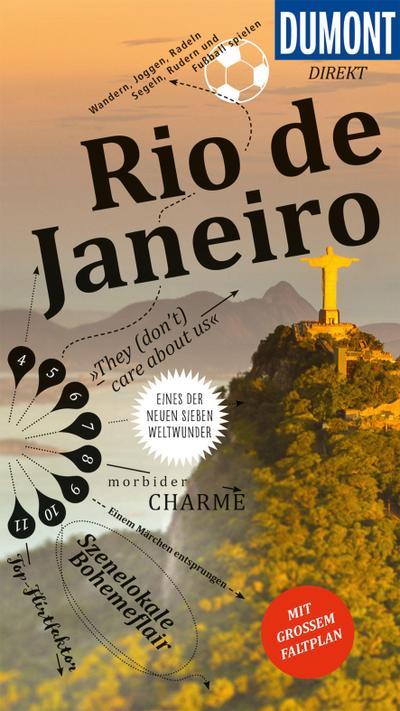 DuMont direkt Reiseführer Rio de Janeiro