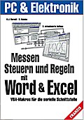 9783772331091 - Burkhard Kainka: Messen, Steuern und Regeln mit Word und Excel - Buch