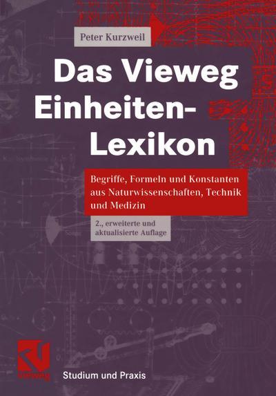 Das Vieweg Einheiten-Lexikon