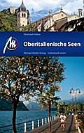 Oberitalienische Seen: Reiseführer mit vielen ...
