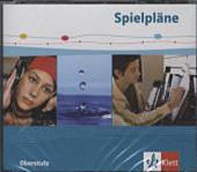 Spielpläne Oberstufe Wissen und Wege, 6 Audio-CDs