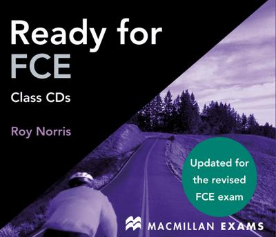 Ready for FCE: 3 Audio-CDs - Verlag Gmbh & Co. KG Hueber - Audio CD, Englisch, Roy Norris, ,