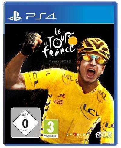Tour de France 2018 (PlayStation PS4)