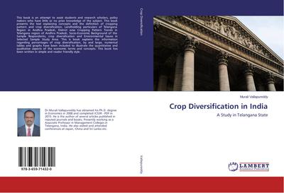 Crop Diversification in India