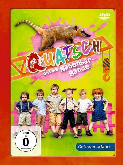 Quatsch und die Nasenbärenbande (DVD); Realfilm, 82 min.; Deutsch
