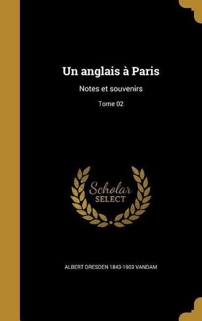 FRE-ANGLAIS A PARIS