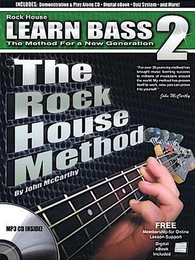 Learn Bass 2: The Method for a New Generation [With MP3]