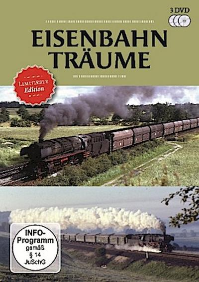 Eisenbahnträume, 3 DVD