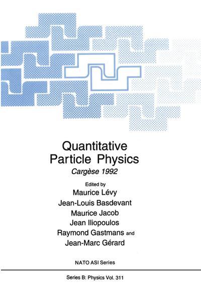 Quantitative Particle Physics
