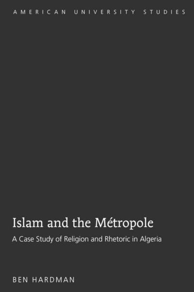 Islam and the Métropole