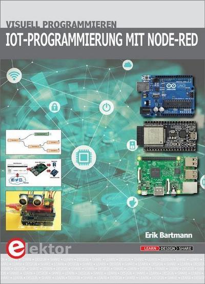 IoT-Programmierung mit Node-RED: Visuell programmieren