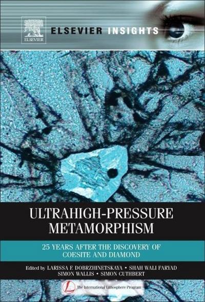 Ultrahigh Pressure Metamorphism