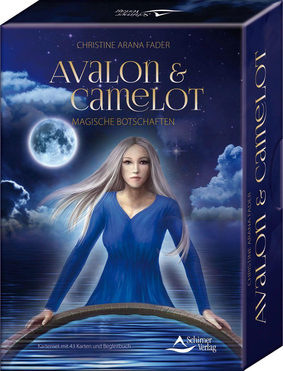 Avalon & Camelot Christine Arana Fader