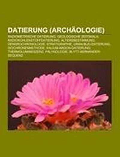 Datierung (Archäologie)
